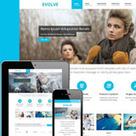 EVOLVE – Responsive HTML Template