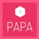 SJ Papa - Nice Responsive Fashion Joomla Template