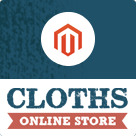 Clothes - Magento Responsive Theme