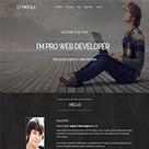 LT Profile – Responsive Portfolio, Profile Joomla! Template