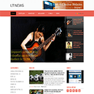 LT News – Responsive Magazine / News Joomla! Template
