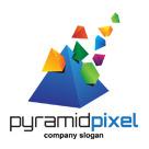 Pyramid Pixel Logo