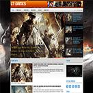 LT Games – Responsive Megazine / News Games Joomla template