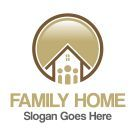 Family Home Logo Vol.2