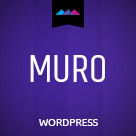 Muro - A Masonry Blog For WordPress