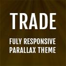 Trade - HTML5 Multipurpose Landing Page