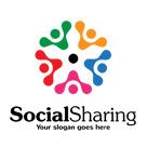 Social Sharing Logo