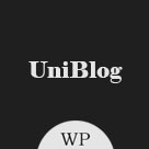 Uniblog – Blog WordPress Theme