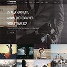 LT Photography – Responsive Image Gallery, Photography Joomla Template