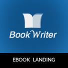 BookWriter - Ebook Landing Page