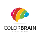 Color Brain Logo