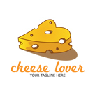 Cheese Lover Logo