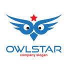 Owl Star Logo