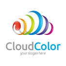 Cloud Color Logo