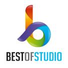 Bestof Studio Logo