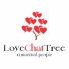 Love Chat Tree Logo