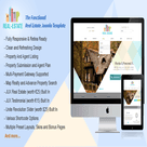 Real Estate - Super Functional Real Estate Joomla Template