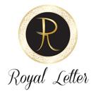 Royal Letter Logo Template