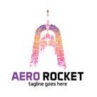 Aero Rocket Logo