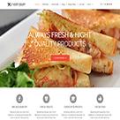 LT Food Court – Responsive Food Order / Food Court Joomla template