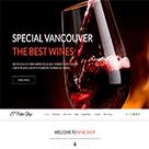 LT Wine Shop – Responsive Wine Store / Wine Shop Joomla Template