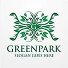 Green Park - Natural Logo