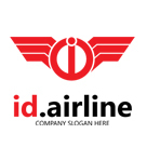 Id Airline Logo