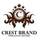 Crest Brand Logo