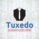 tuxedo business logo template