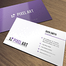 Pixel Art Business Card_034