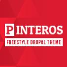 Pinteros - Drupal Responsive Theme