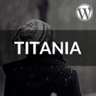 Titania - Multipurpose WordPress Theme