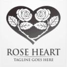 Rose Heart Logo