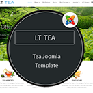 LT Tea – Responsive Tea Store / Business Tea Joomla template