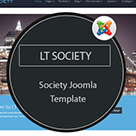LT Society – Responsive Corporation / Society Joomla template