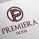 Premiera - P Letter Logo