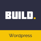 BUILD - Construction Business & Multipurpose Wordpress Theme