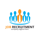 Job Recruitment Logo