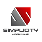 Simplicity Letter S