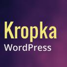 Kropka - Personal WordPress Blog Theme