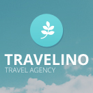 Travel Agency - Responsive WordPress Theme