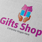 Gifts Shop Logo