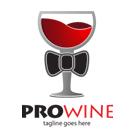 Professional Wine Logo