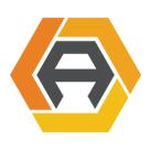 Alpha Darks - Letter A logo