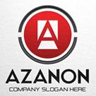 Azanon - Letter A Logo
