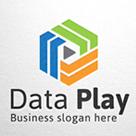 Data Play - Cube Media Logo
