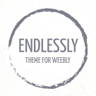 Endlessly Theme for Weebly