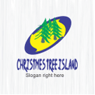 Chrismes Tree Island Logo