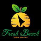 Fresh Beach Logo