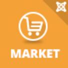 SJ Market - Responsive Multipurpose VirtueMart 3 Joomla Template